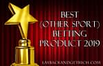 2019 Betting System Oscars: Best (Other Sport) Betting Product