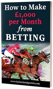 How to Make £1,000 per Month from Betting