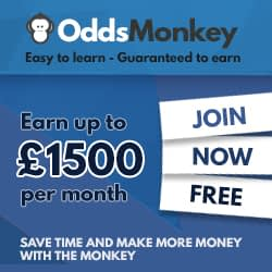 OddsMonkey matched betting