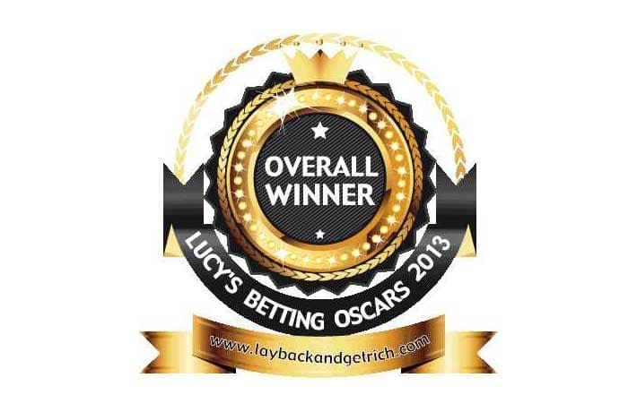 2013 Betting System Oscars: Overall Winner