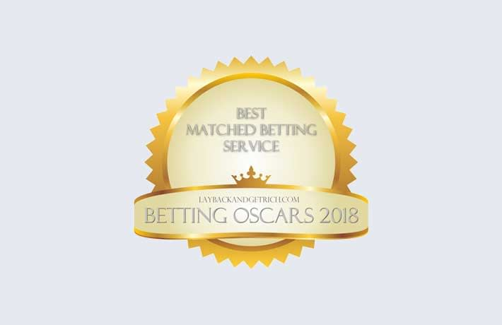 2018 Betting System Oscars: Best Matched Betting Service